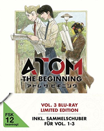 Vol. 3 (inkl. Sammelschuber) [Blu-ray]
