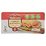 Mattessons Smoked Turkey Rashers, 200g