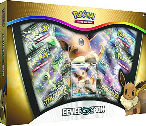 Pokémon POK80401TCG: eevee-gx box