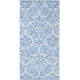 Cawö Handtuch Noblesse Vintage 1077   17 kornblau - 50 x 100