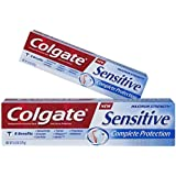 (2 Pack) Colgate Sensitive Complete Protection Toothpaste