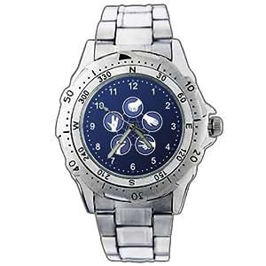 NEW Uhren Armbanduhren Edelstahl Geschenk Weihnachten EPSP144 Big Bang Theory Hand Game Stainless Steel Wrist Watch