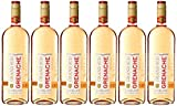 GRAND SUD RE635263 France IGP Vin de Pays d'Oc 2015 1 L - Lot de 6