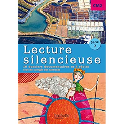 Lecture silencieuse CM2 Série 2 - Pochette élève - Ed. 2012