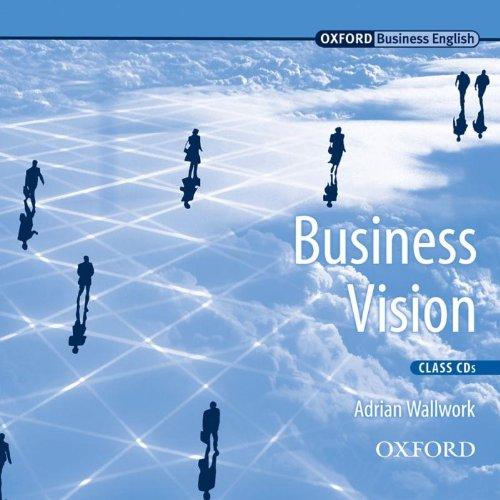 Business Vision: Class CD (2) por Adrian Wallwork