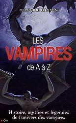 Les vampires de A à Z