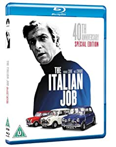 The Italian Job - 40th Anniversary Edition [Blu-ray] [1969]