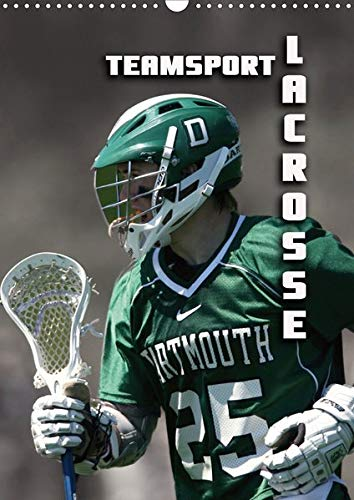 Teamsport - LACROSSE (Wandkalender 2020 DIN A3 hoch): Aufregende Spielszenen aus der Welt des Lacrosse (Monatskalender, 14 Seiten ) (CALVENDO Sport) (Postkarte La Crosse)
