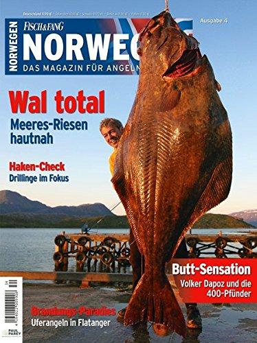 FISCH & FANG Sonderheft Nr. 34: Norwegen Magazin Nr. 4 + DVD