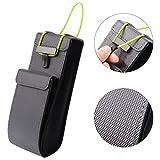 VPOWER® Schutztasche Tragetasche aus Nylon für Bose Soundlink Mini Lautsprecher Speaker Case in Grau