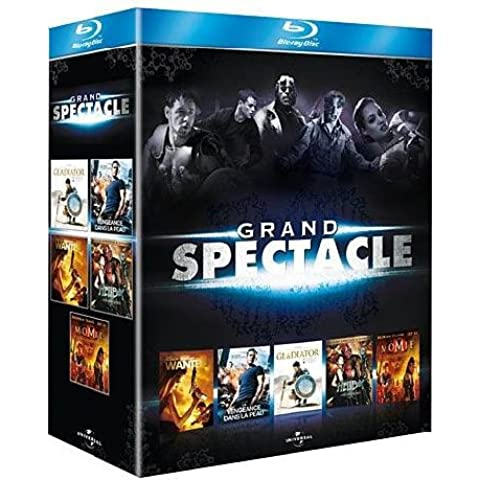 Coffret grand spectacle - 5 Blu-ray