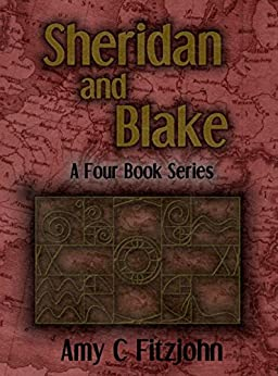 Sheridan And Blake: Four Book Boxset by [Fitzjohn, Amy C]