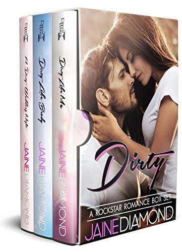 Dirty: A Rockstar Romance Box Set (English Edition)