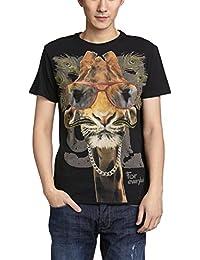 Desigual Herren T - Shirt kurzarm JUAN