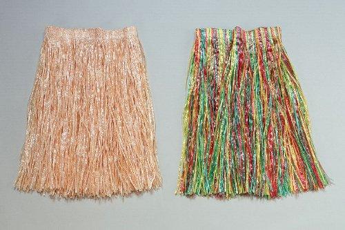 Hawaiian Grass Skirt, Multi-Coloured