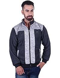 UP-DATE Update Men's Solid Full Sleeves Sweatshirt (RO-6502-$)