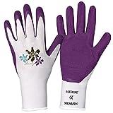 Rostaing Balkone und Terrassen Handschuhe, Violett, 30,5x 12x 1,5cm