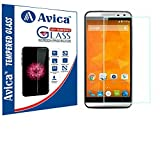 AVICA 0.3mm HD Premium Flexible Curved Tempered Glass Screen Protector For Micromax Canvas Juice 2 AQ5001