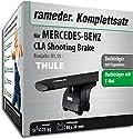 Rameder Komplettsatz, Dachträger WingBar für MERCEDES-BENZ CLA Shooting Brake (117744-13518-1)