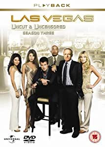 Las Vegas: Season 3 [DVD]