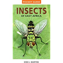 Pocket Guide Insects of East Africa (English Edition)