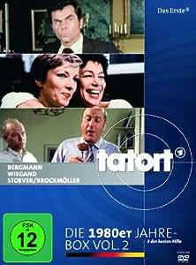 Tatort: Die 1980er Jahre, Vol. 2 [3 DVDs]