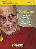 Dalai Lama - Worte der Weisheit 2019 Tagesabrei�kalender Bild