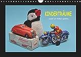 Kinderträume - Womit wir früher spielten (Wandkalender 2019 DIN A4 quer): Beliebtes Spielzeug aus den 50er und 60er Jahren (Monatskalender, 14 Seiten ) (CALVENDO Hobbys)