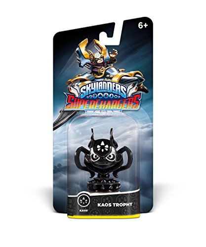 Activision Skylanders Superchargers Kaos Trophy Character Pack - Not Machine Specific - Skylanders Ps3 Figuren