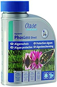Oase 51284 AquaActiv PhosLess Direct Protection Algues 500 ml