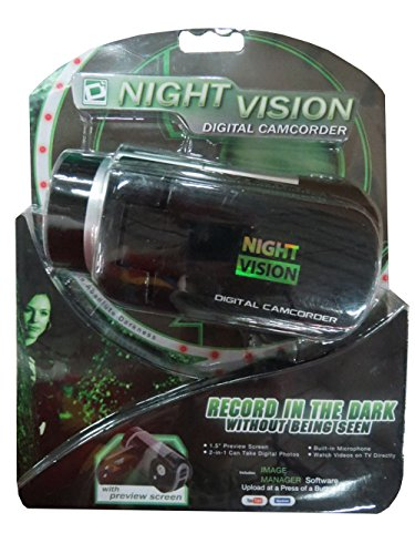 Night Owl Optics Night Vision Digital Camcorder