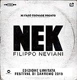 "Mi Farò Trovare Pronto (Vinyl 7"" Bianco Limited Edt.) (Sanremo 2019)"