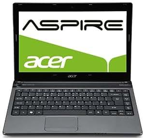 Acer Aspire 3750Z-B944G50Mnkk 33,8 cm (13,3 Zoll) Notebook (Intel Pentium Dual-Core B940, 2GHz, 4GB RAM, 500GB HDD, Intel GMA 3000, Win 7 HP) schwarz