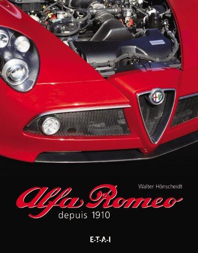Alfa Romeo : Depuis 1910