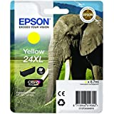 Epson 24XL Series Elephant Ink Cartridge - Yellow