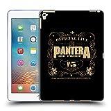 Head Case Designs Offizielle Pantera 101 Proof Kunst Soft Gel Hülle für iPad Pro 9.7 (2016)