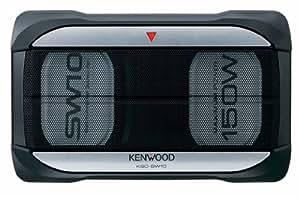 Kenwood Electronics KSC-SW10 Enceinte pour MP3 & Ipod Noir