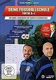 Deine Fussballschule - für Spieler und Trainer im Kleinspielfeld -Taktik 6+1 [2 DVDs]