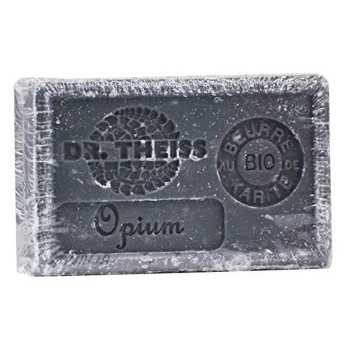 Savon de Marseille - Opium - Pur Végétal - Bio - 125 G - Dr Theiss