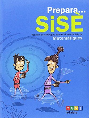 Prepara... Sisè. Matemàtiques (Quaderns estiu) - 9788441230248