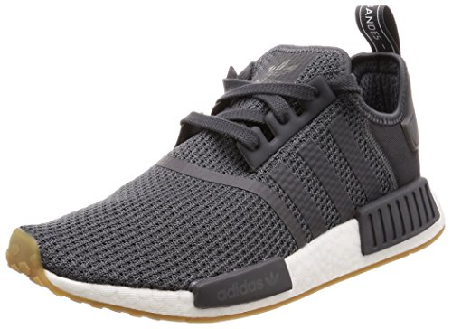 quality design 25683 f10e6 adidas Mens NMDr1 Gymnastics Shoes, (Grey F17Grey Five F17Core Black