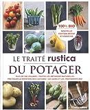 Pack Le traité Rustica du potager : Avec un carnet de notes vintage Les récoltes du potager