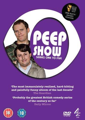 Peep Show - Series 1-5 - Complete [DVD] [2003] [DVD] (2003) Robert Webb (Game-show Namens-tags)