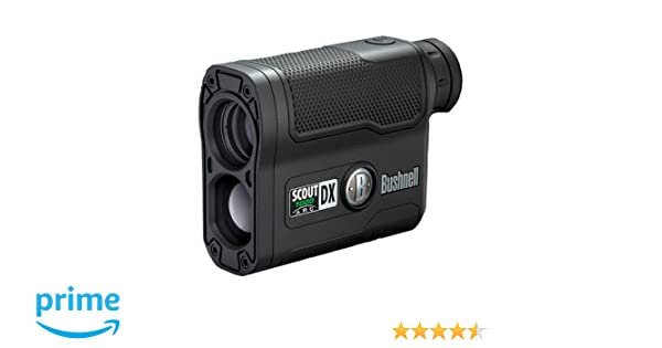 Entfernungsmesser Mit Ipad : Bushnell scout dx arc entfernungsmesser amazon kamera