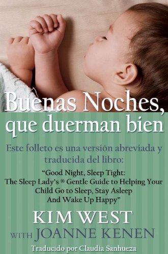 Buenas noches, que duerman bien