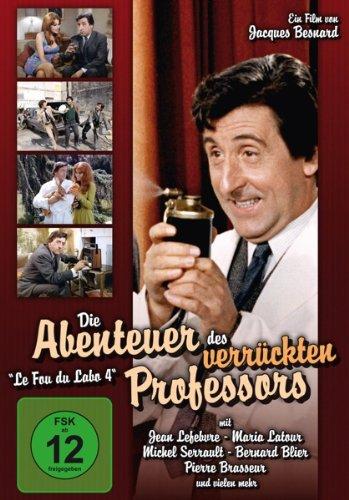 Bild von Die Abenteuer des verrückten Professors