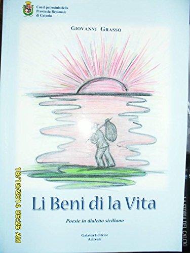 Poesie Di Natale In Dialetto Siciliano.Beni Di La Vita Poesie In Dialetto Siciliano Li Epub Pdf