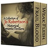 Jo Robertson's Historical Romantic Suspense Collection