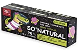 SPLAT JUNIOR Natürliche Zahnpasta Beerencocktail für Kinder von 6-11 Jahren