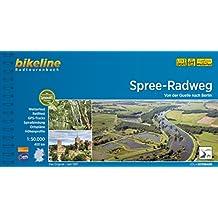 Bikeline Radtourenbuch, Spree- Radweg. Von der Quelle nach Berlin, wetterfest/reißfest